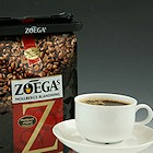 Bag sealing clip for Zoega coffee promotion
