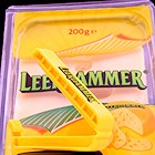 Bag sealing clip for Leerdammer cheese prmotion